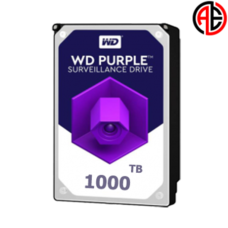 Picture for category Western Purple Hard Drive