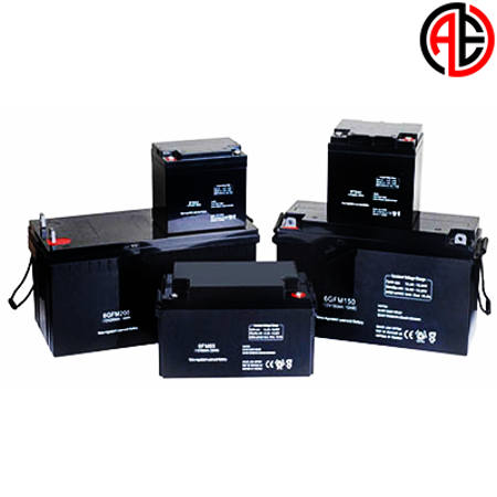 Picture for category battery 12V / 4 ~ 9A