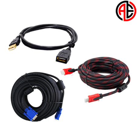 Picture for category USB / HDMI / VGA cable