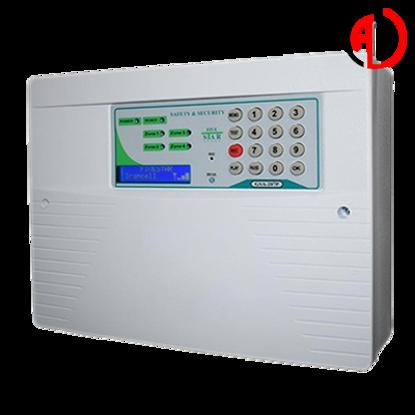 پنل دزدگیر فایواستار GSA-207P